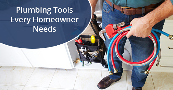 Plumbing Tools Every Homeowner Needs