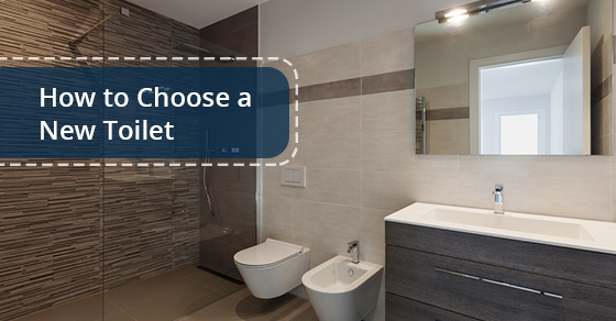 Tips to choose a new toilet